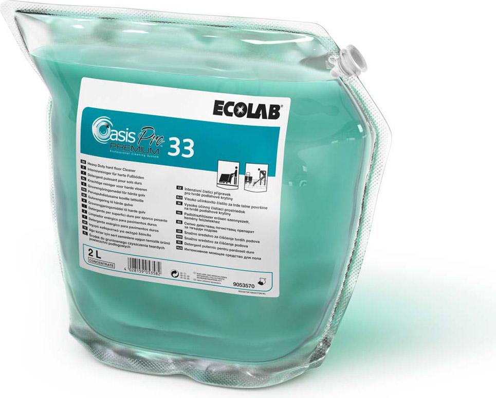 ecolab oasis pro 33 premium hochleistungsreiniger f r hartfu b den g nstig online kaufen auf. Black Bedroom Furniture Sets. Home Design Ideas