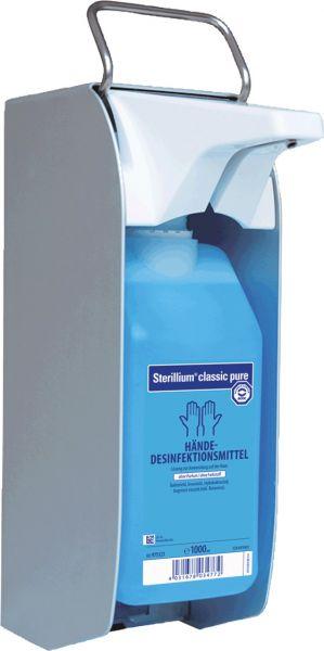 BODE Eurospender 1 Plus touchless zur Applikation von Händedesinfektionsmittel