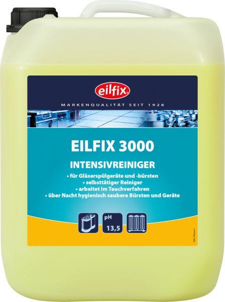 EILFIX 3000 Intensivreiniger für Gläserspülgeräte und Bürsten