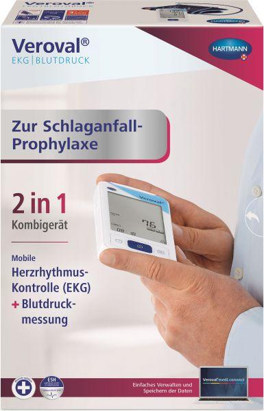 Veroval EKG- und Blutdruckmessgerät