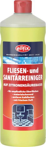 EILIFX FLIESEN + SANITÄRREINIGER für empfindliche Oberflächen