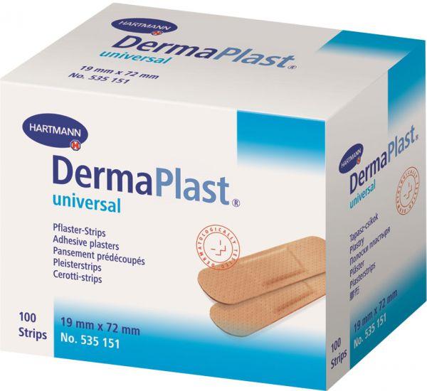 DermaPlast universal Pflasterstrips