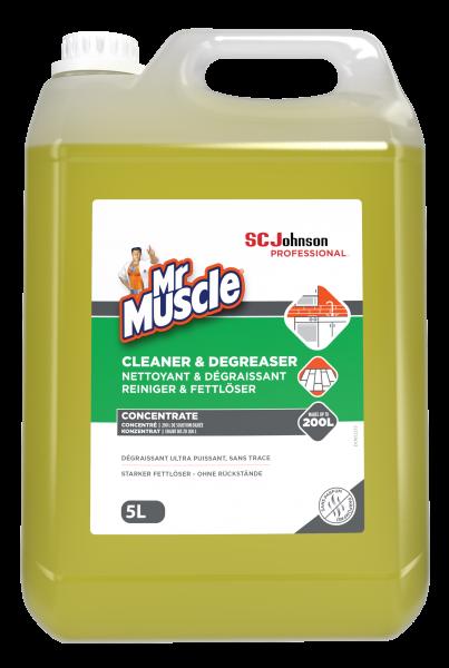 Mr Muscle® Reiniger & Fettlöser Oberflächenreiniger