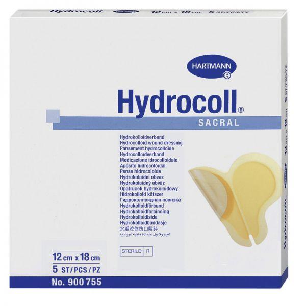 Hydrocoll sacral schnell saugende Wundauflage