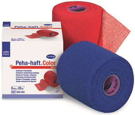 Peha-haft Color latexfrei elastische Fixierbinde