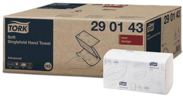 Tork Universal Handtuchpapier 25 x 23 2-lagig