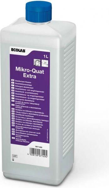 ECOLAB Mikro Quat Extra Hochkonzentrat Desinfektionsreiniger