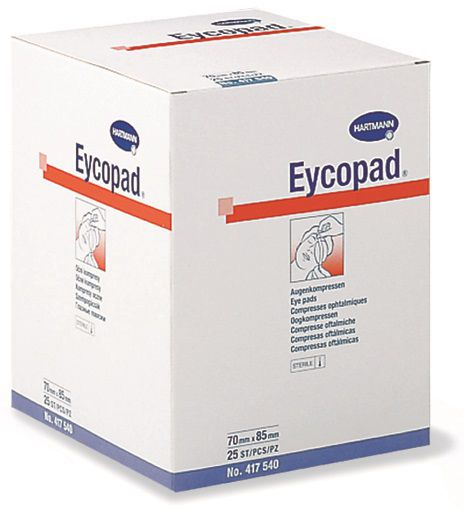 Eycopad Augenkokmpresse mit Polsterwirkung