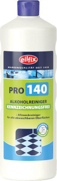 EILFIX PRO 140 ALKOHOLREINIGER Kennzeichnungsfrei Allzweckreiniger
