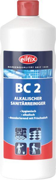 EILFIX BC 2 SANITÄRREINIGER, alkalisch