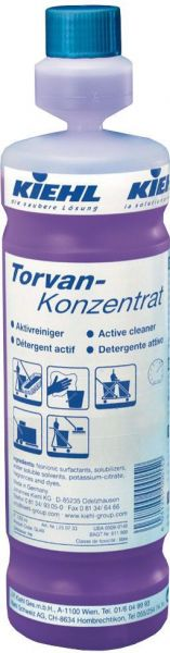 Kiehl Torvan Konzentrat Aktivreiniger