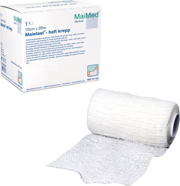 MaiMed Maielast - haft krepp unsteril kohäsive, elastische Fixierbinden