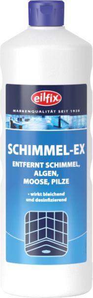 EILFIX SCHIMMEL-EX Entfernt Schimmel, Algen, Moose, Pilze