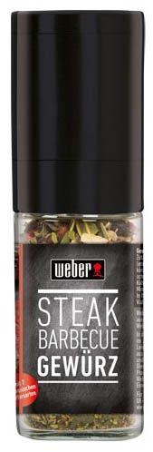 Weber Gewürzmühle - Steak Barbecue Gewürz