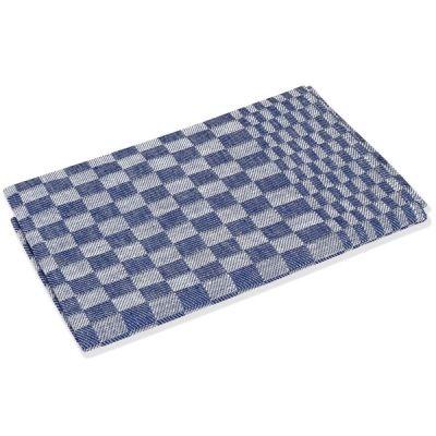 Grubenhandtuch 100% Baumwolle,50x100 cm,blau-karriert