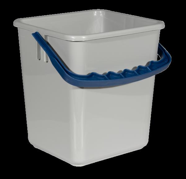 SPRiNTUS 5 Liter Eimer für Fahrwagen