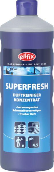 EILFIX SUPERFRESH Duftreiniger Konzentrat