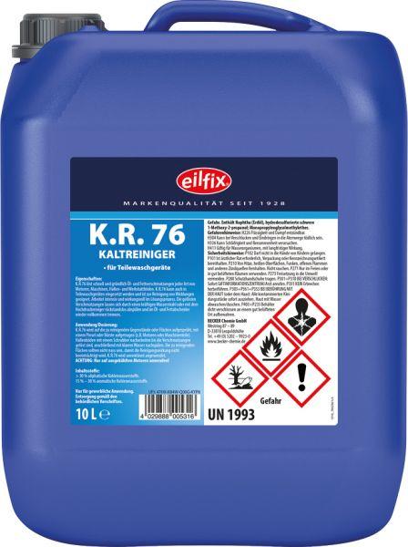 EILFIX KALTREINIGER K.R. 76