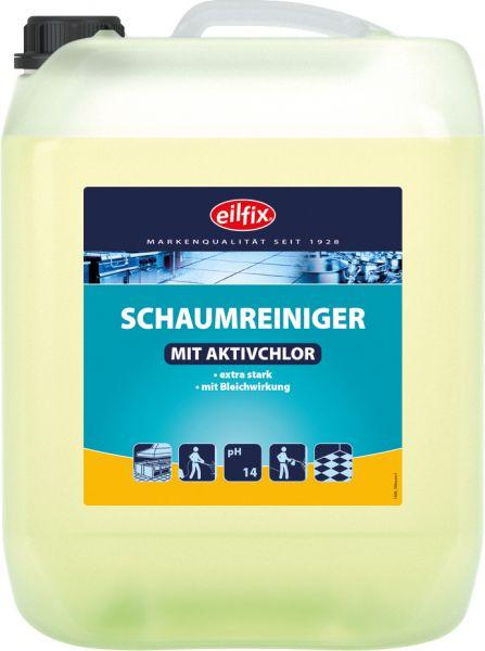 EILFIX Schaumreiniger mit Aktivchlor