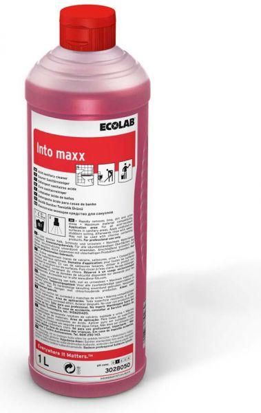 ECOLAB Into maxx Universal-Sanitärreiniger