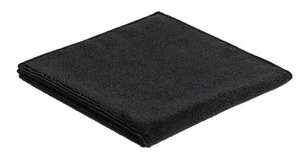 mundizio Black Power - Mikrofasertuch in schwarz