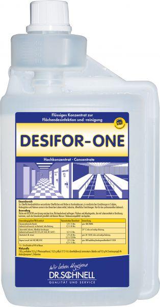 Dr. Schnell DESIFOR-ONE Flächendesinfektionsmittel