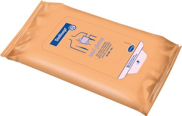 Stellisept med Gloves Waschhandschuhe