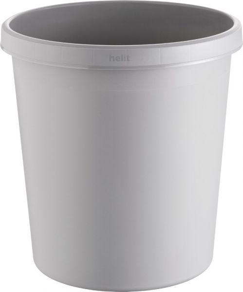 Objekt Papierkorb 18 Liter mit Griffrand