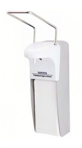 Saraya Eurospender 1000 ml für Händedesinfektionsmittel