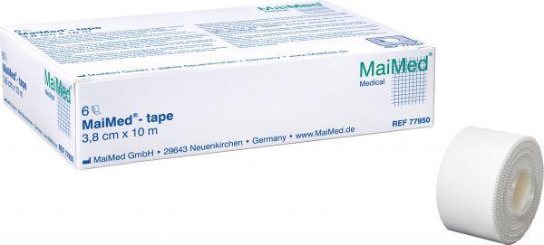 MaiMed tape Rollenpflaster 3,8 cm x10 m