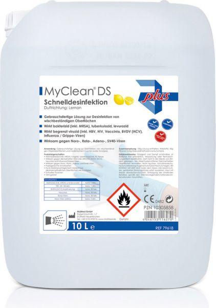 MaiMed MyClean DS Duft-Flächendesinfektion