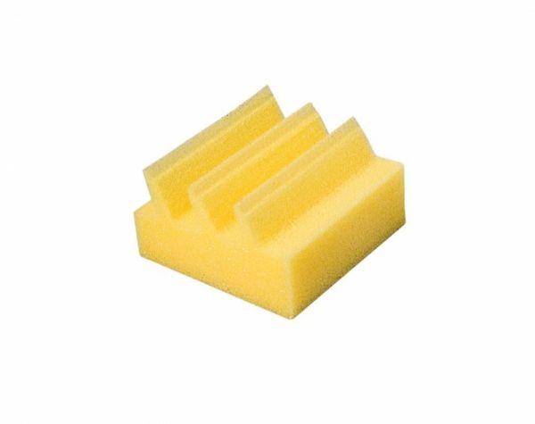 Sito Tastatur Reinigungsschwamm Melamineschaum gelb