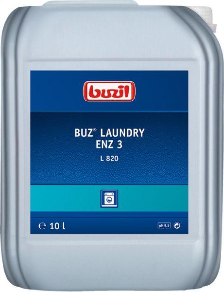 Buzil Buz Laundry Enz 3 L 820 Vollwaschmittel