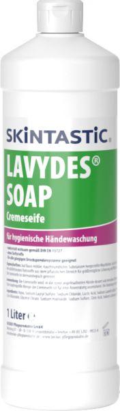 Skintastic LAVYDES Cremeseife für hygienische Händewaschung