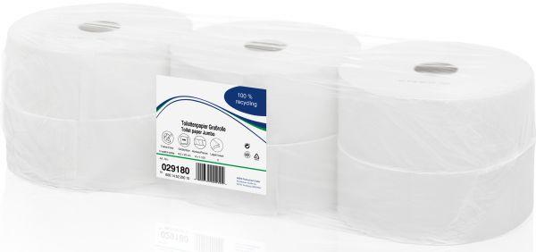 WEPA Jumbo Toilettenpapier 2-lagig