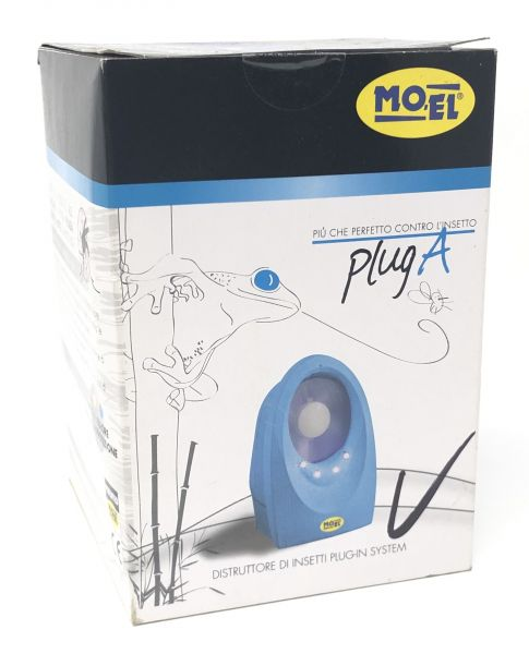 Mosquitofalle Plug-In System