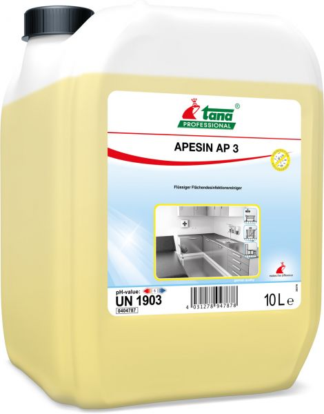 TANA Apesin AP3 Desinfektionsreiniger