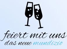 mundizio's neuer online shop