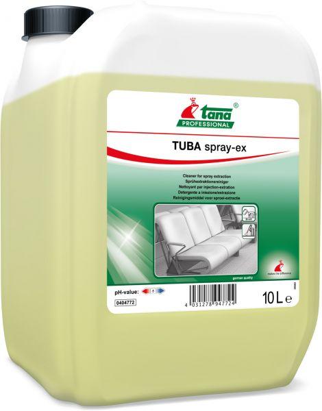 TANA spray ex Reiniger für die Sprühextraktion
