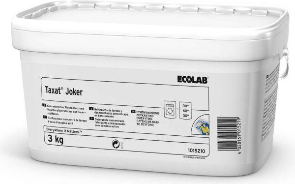 Ecolab Taxat Joker, Fleckensalz