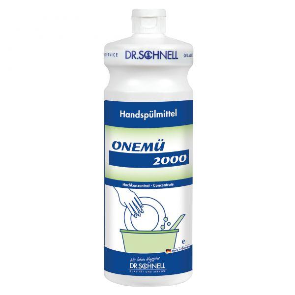Dr. Schnell Onemü 2000 Handspülmittel und Universalreiniger