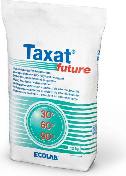 Ecolab Taxat Future, Hochleistungs-Vollwaschmittel