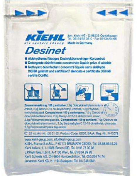 Kiehl Desinet compact Konzentrat Flächendesinfektionsreinigung