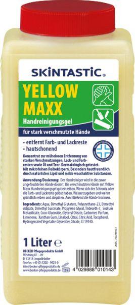 EILFIX YELLOW MAXX dermatologisch getestet
