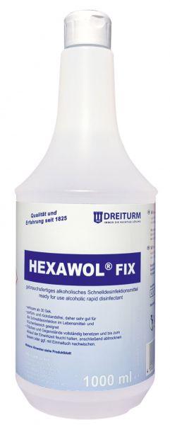 Dreiturm HEXAWOL FIX alkoholische Schnelldesinfektion