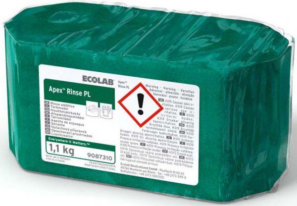 Ecolab Apex Rinse PL, Hochkonzentrierter Klarspüler