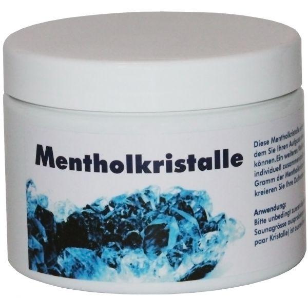 WARDA Mentholkristalle für die Sauna