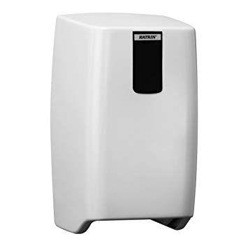 Katrin System Toilettenpapier Spender Grau