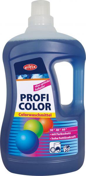 EILFIX PROFI-COLOR Colorwaschmittel