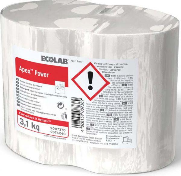 Ecolab Apex Power, Hochkonzentriertes Maschinenspülmittel
